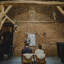 Referentie trouw Hanne en Jens Salon Weddings