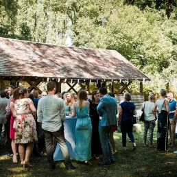 Trouwfeest in Frankrijk door Salon Weddings