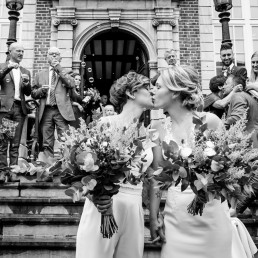 Weddingplanner Elodie en Brenda Salon Weddings