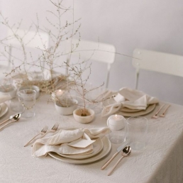 Styled shoot Simple Elegance