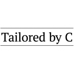 Logo Tailored by C