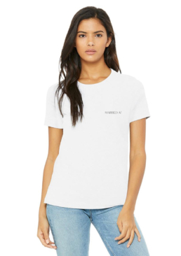 Hailey t-shirt wit